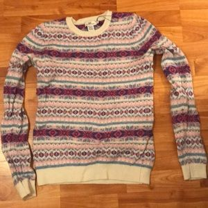 ❄️HIGH QUALITY Vineyard vines print Small sweater